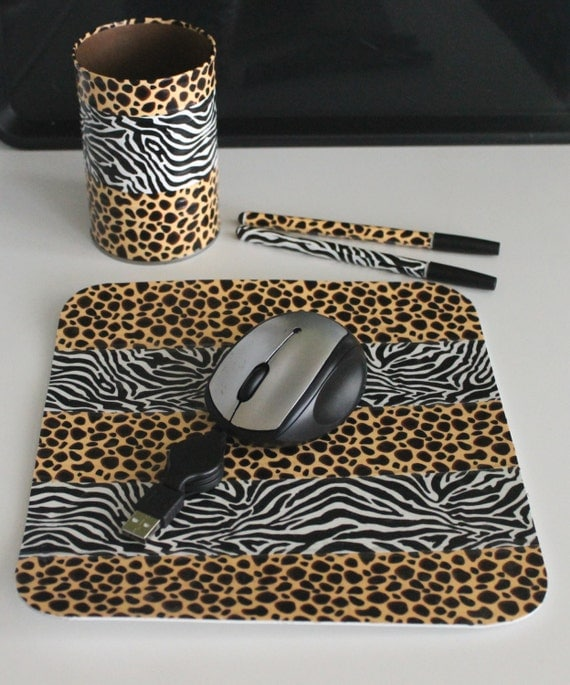 zebra desk accessories 28 images last time listed bling office desk set zebra by. Black Bedroom Furniture Sets. Home Design Ideas