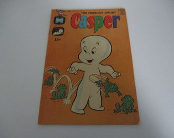 Vintage Harvey Comics Casper The Friendly Ghost  Comic Book NO 143 July 1970