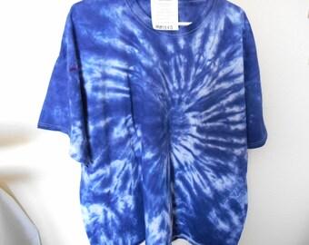 100% cotton Tie Dye T-shirt MM3X5 size 3X