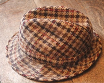Lock and Co Wool Cap - Brooks Brothers - Size 7ish - Made in England