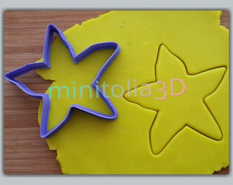 Starfish-03 Cookie Cutter