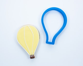 Hot Air Balloon Cookie Cutter