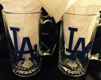 LA Dodgers Mug