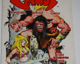 Gamut Comic Book - First Issue 1975