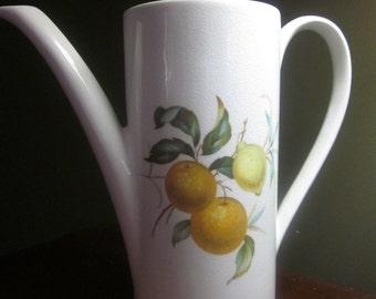 "Tea Pot ""Bitter Sweet L.795."""