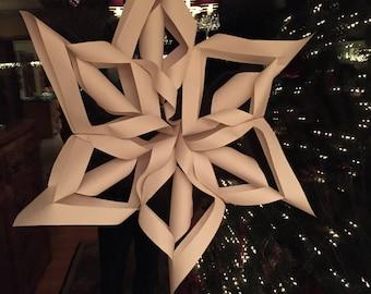 Mega snowflake