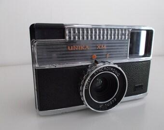 camera Indo Unika XM with case