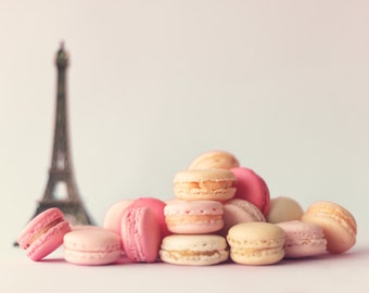 French Macaroons 36p box / French Macaroons / Macarons / Pastry / Cookies / Macaroon / Europe / Handmade / Holidays / Gift Ideas / Candy /