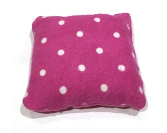 Purple Dotted Boo Boo Bag
