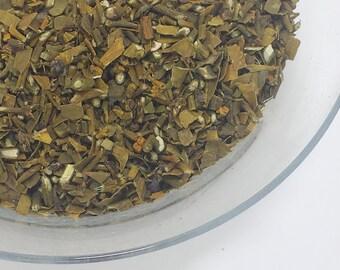 WILD HARVESTED Mistletoe dried Loose herbal Tea Saltadorio herbs