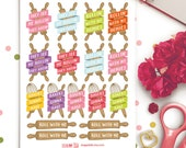 Baking Planner Stickers | Life Planner | Food | Meal Prep | Sweets | Meme | Funny | Whisking | Puns