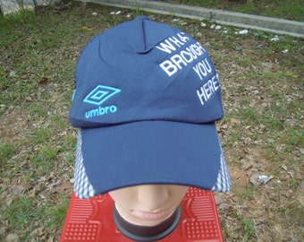 RARE Vintage UMBRO Sport | Umbro Big Logo Cap Hat free size for all
