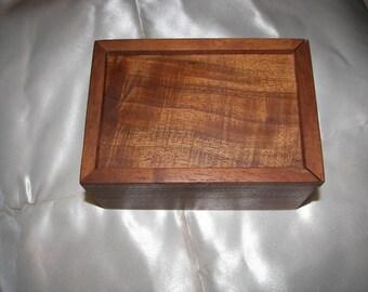 Koa Box - Keepsake Box