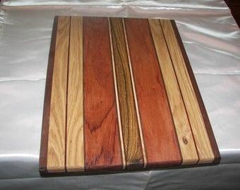 Large Wood Cutting Board / Serving Board [100_1347]