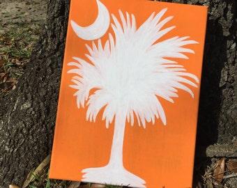 Clemson Palmetto State Tree
