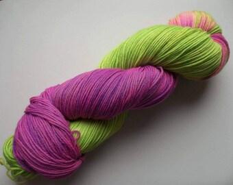 Puff - 4ply sock