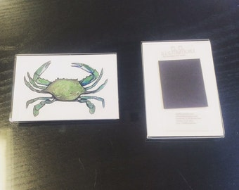 Maryland Magnet - Crab