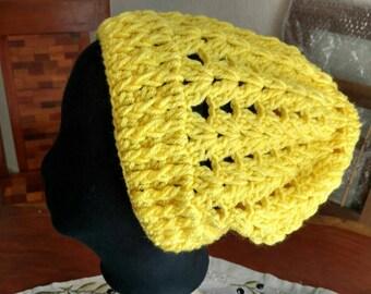Hats in crocheted II