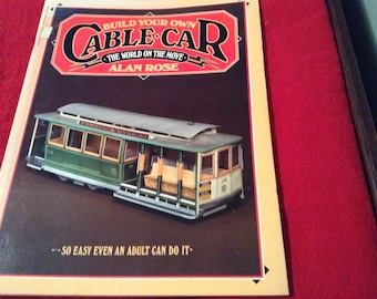 Build Your Own Cable Car. The World on the Move.