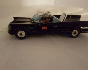 Corgi batmobile batman and Robin