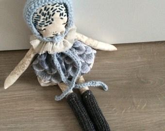 Lisy blue doll