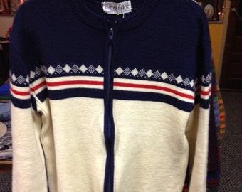 Vintage Austrian knit