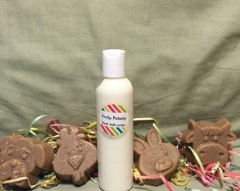 Goat Milk Lotion and Soap for Kids