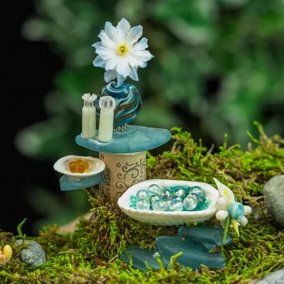 Tina De Baño Traducir:Spa de jardín de hadas, hadas de fantasía Spa, baño de lujo de