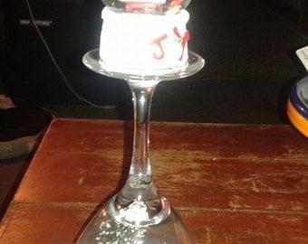 Wineglass Centerpeice