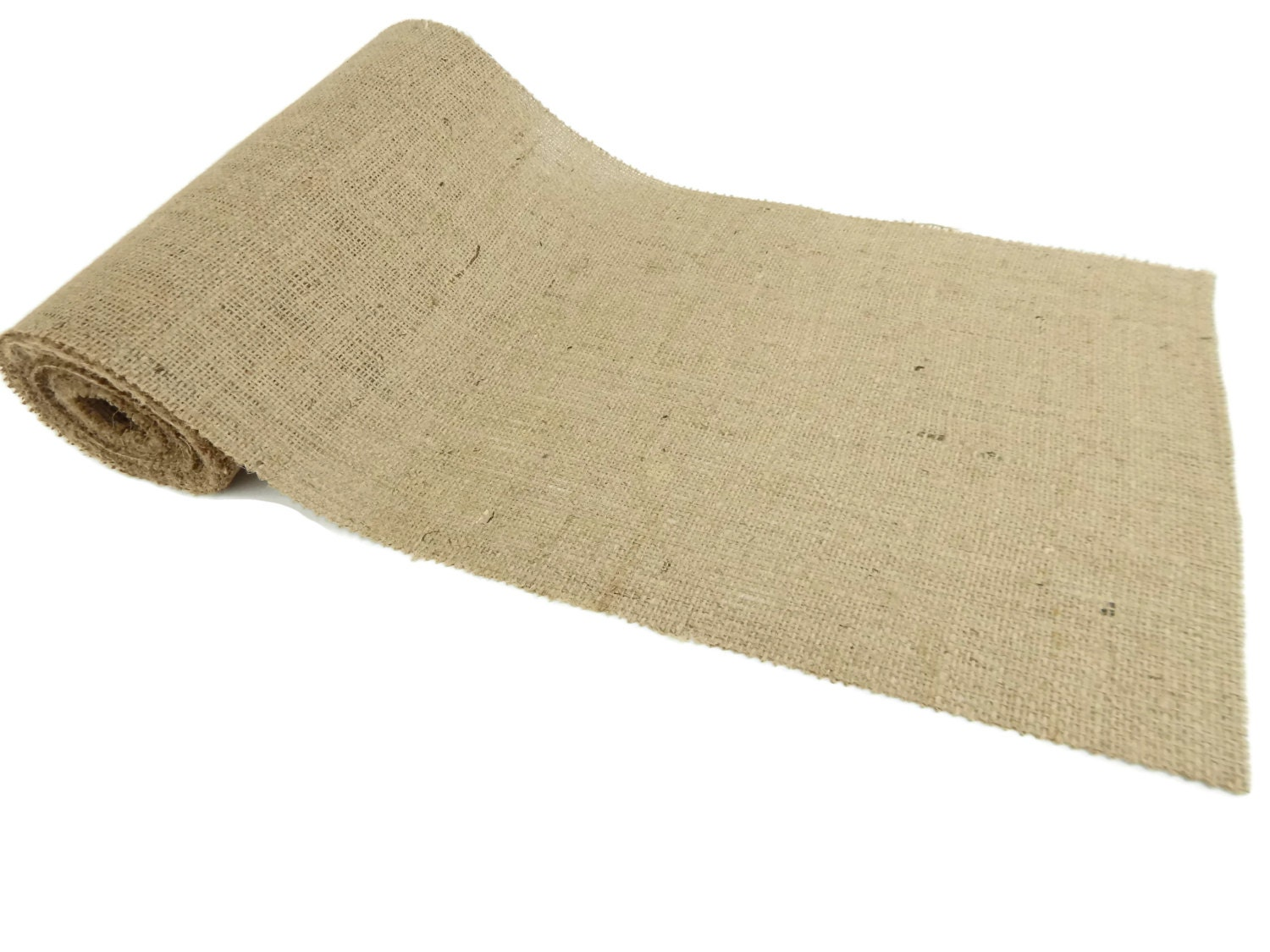burlap table runner 12 inches wide 10 feet long premium