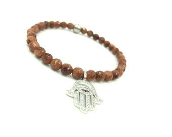 Goldsand Bracelet