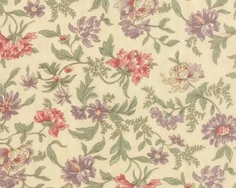 2 7/8 YARDS Hyde Park Daisy Bloom Yardage by Blackbird Designs for Moda Fabrics #276511 100% Cotton