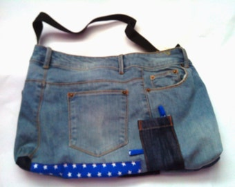 bag jeans Recycle