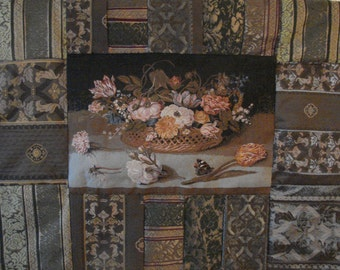 "Table panels ""Still life with dragonfly"""