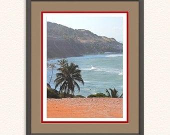 View of Love Beach. Pipa-RN