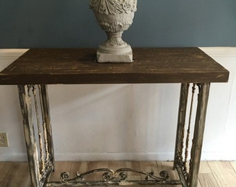 Tuscan-Style Castings Table