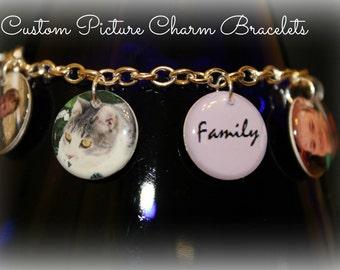 Picture Perfect Charm Bracelets