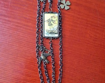 The Fool--Chain bracelet