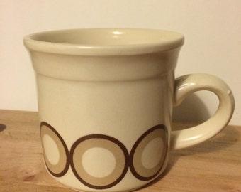 Retro Coffee Mug Biltons Coffee Cup Made in England