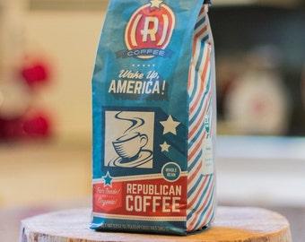 Republican Coffee Classic Roast