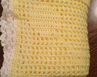 Baby Rattle Blanket