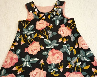 Baby Girl Corduroy Jumper Dress 12 months