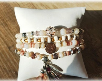 Bohemian Ethenic Chic bracelet