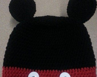 Micky Mouse Beanie