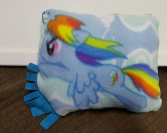 Rainbow Dash pillow