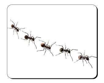 Mouse Mat - Marching Ants - Insects Mouse Pad AI106
