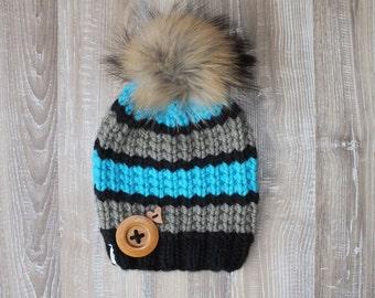 Eskimo Hat Etsy