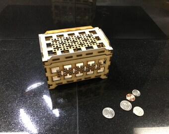 Woven Keepsake Box