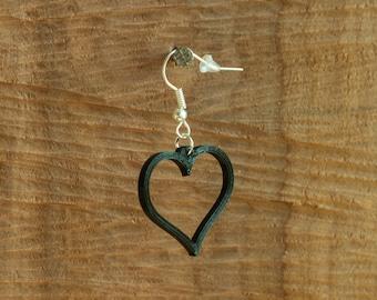 Earrings hearts 1.1