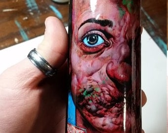 PREACHER Arseface Prayer Candle